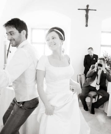 Fotografia del matrimonio di Luca e Beatrice