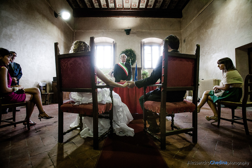WEDDING PHOTO REPORTAGE IN FLORENCE