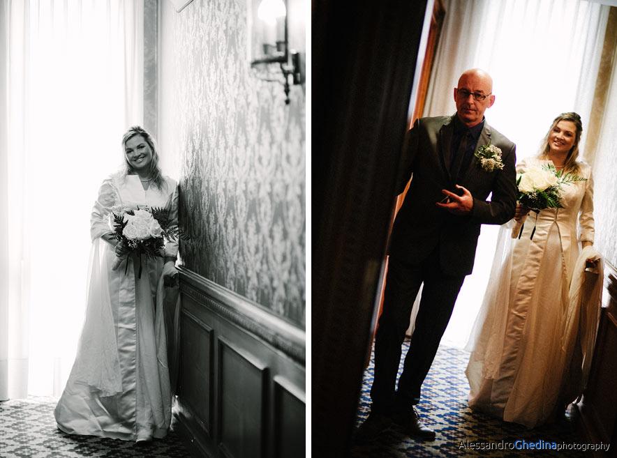 WEDDING PHOTO REPORTAGE IN ROME