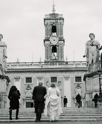 wedding photo reportage Rome