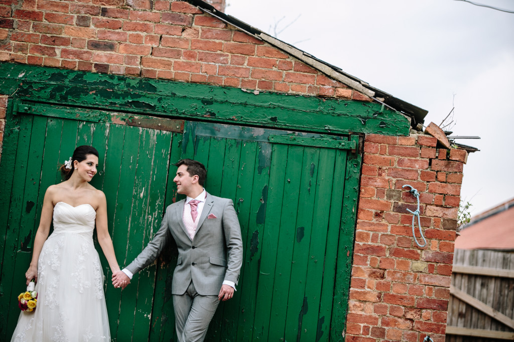 wedding photo reportage northamptonshire