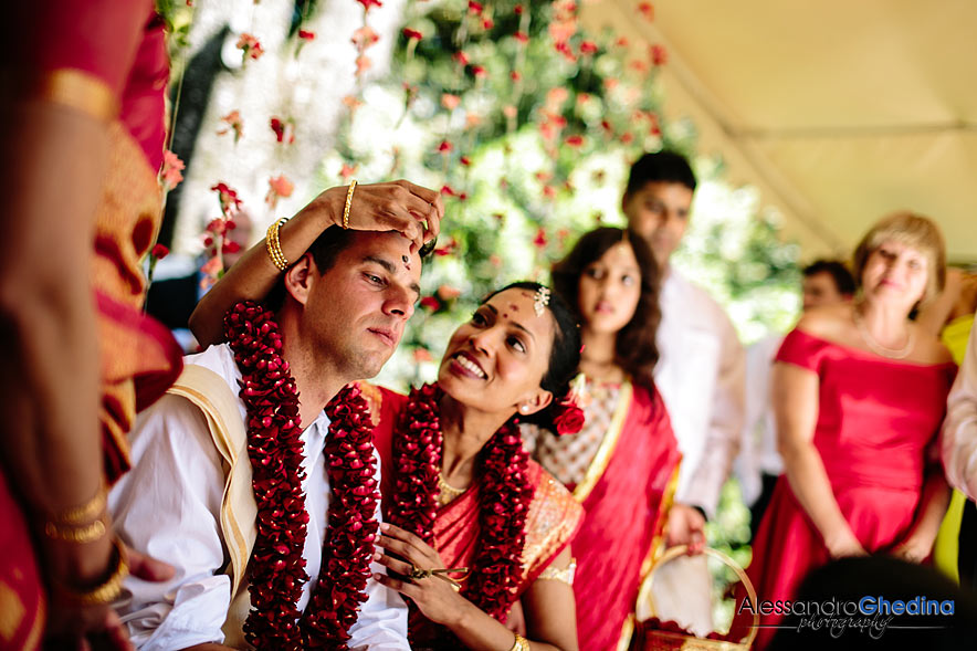 INDIAN WEDDING PHOTOGRAPHER FLORENCE| Traditional Sri Lankan Wedding Ceremony