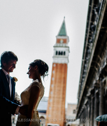 foto di matrimonio Venezia