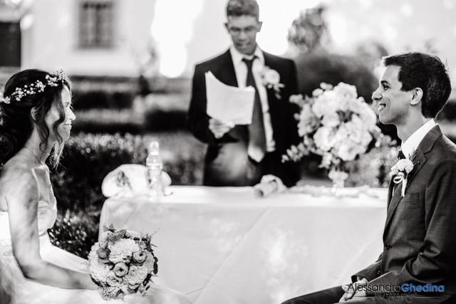romantico matrimonio