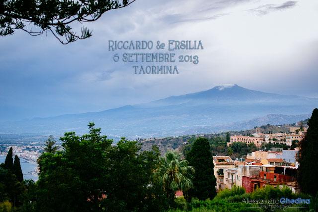 panorama di Taormina e del vulcano etna dalla terrazza dell'grand hotel timeo