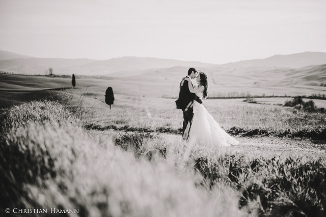 wedding photography Pienza