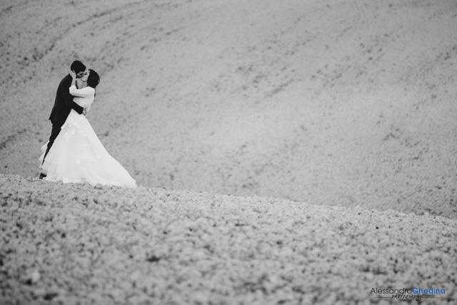 fotografie di matrimonio Pienza