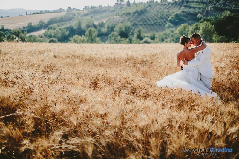 WEDDING PHOTOGRAPHER IN TUSCANY COUNTRYSIDE | Wedding photography at Villa il Petriccio