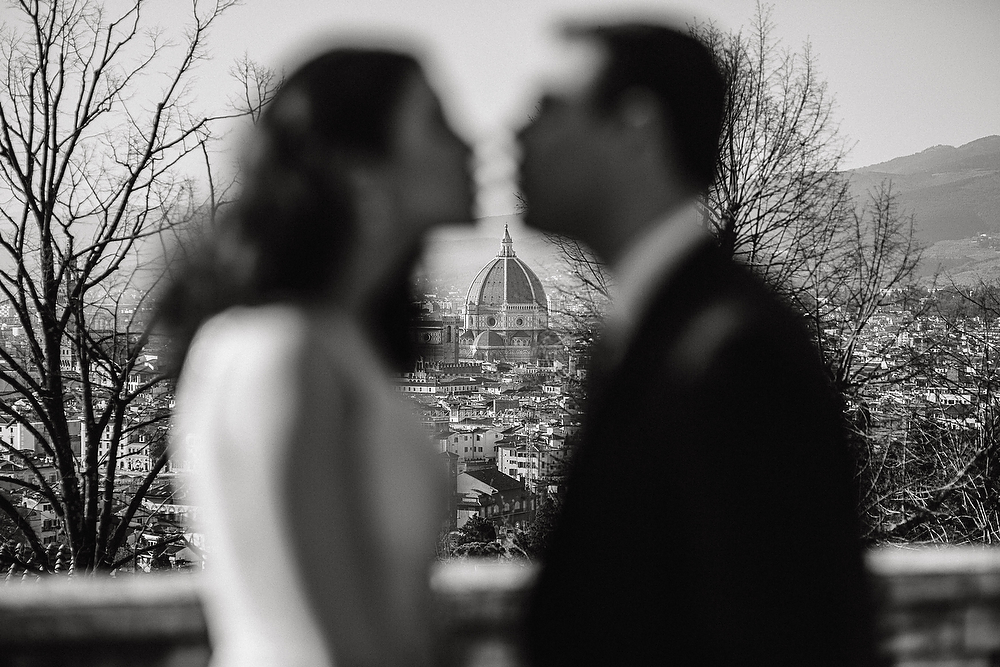 WEDDING PROPOSAL IN FLORENCE |Wedding Photography at San Miniato a Monte Church
