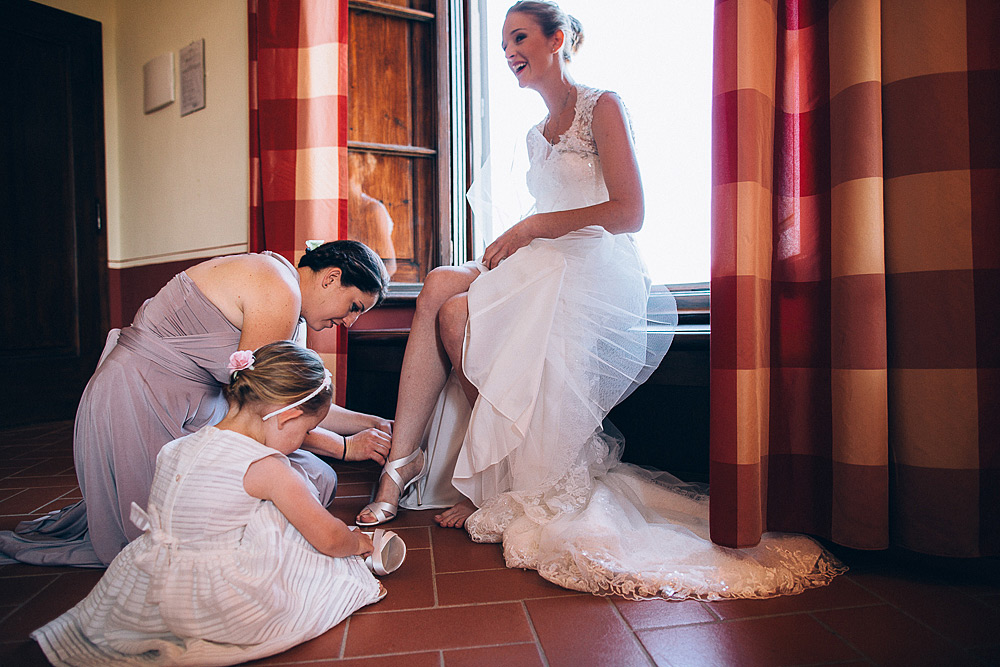 Castello di Gabbiano wedding photographer