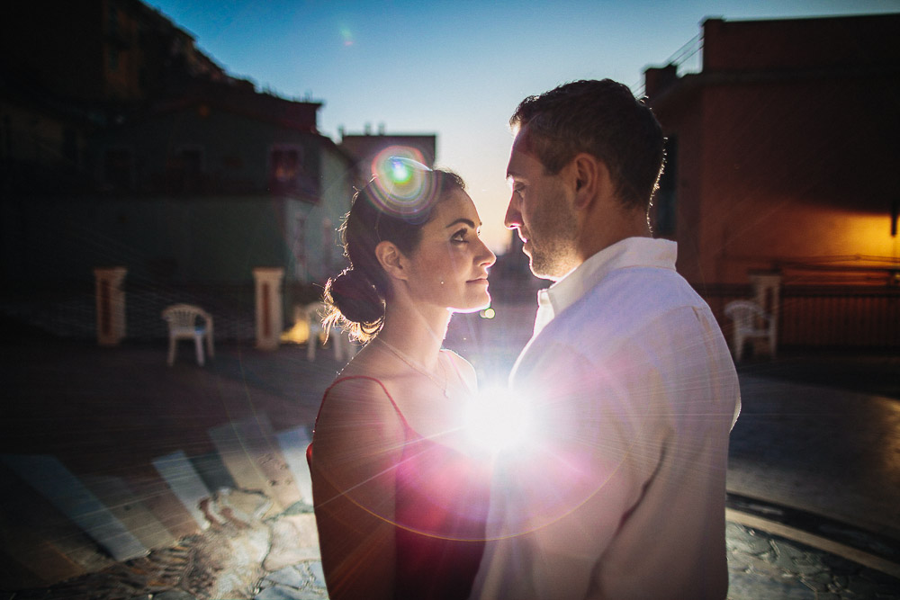 Engagement photographer cinque terre Italy, beautiful eyes in love