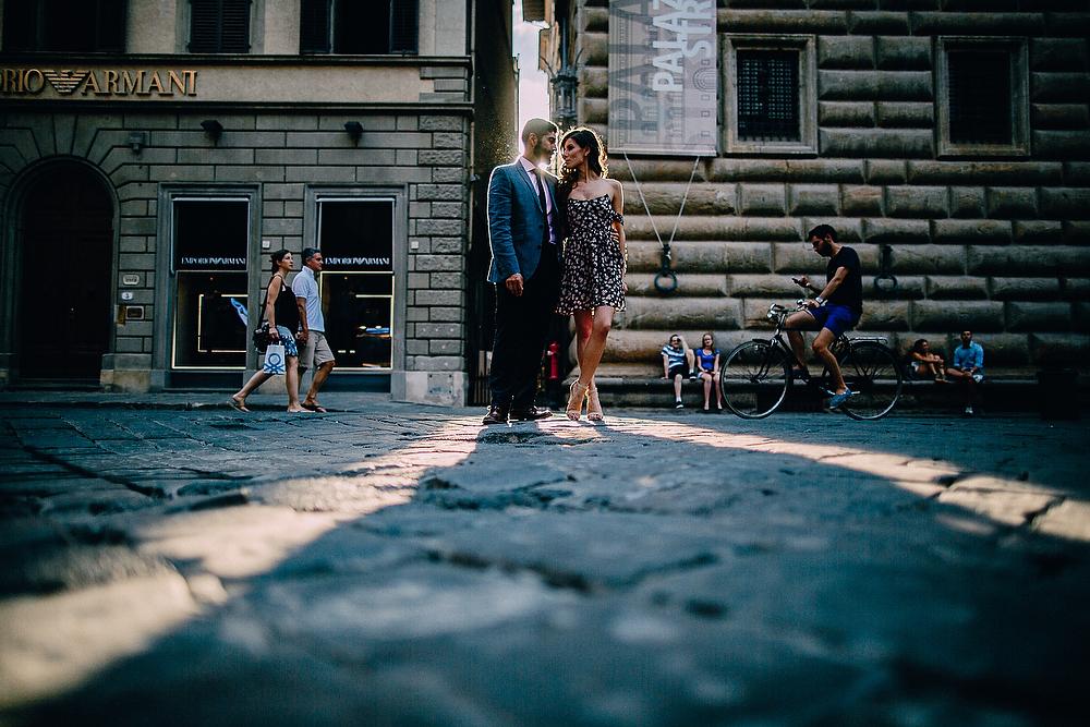 Ritratto di coppia Fotografo a Firenze