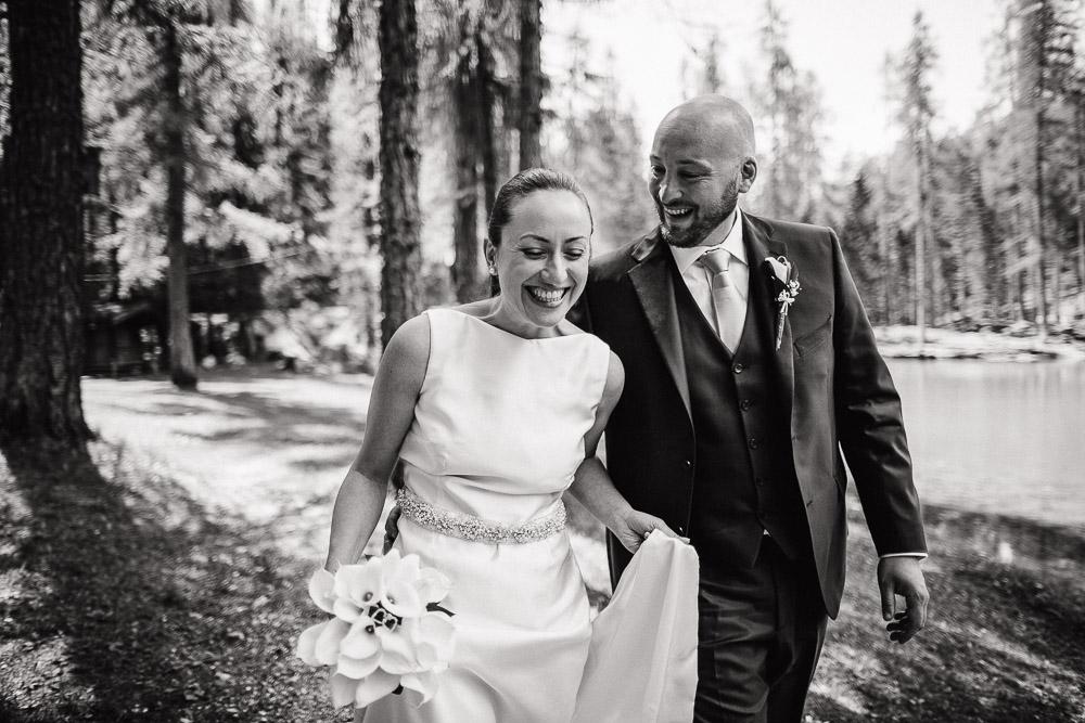 wedding photographer dolomites cortina