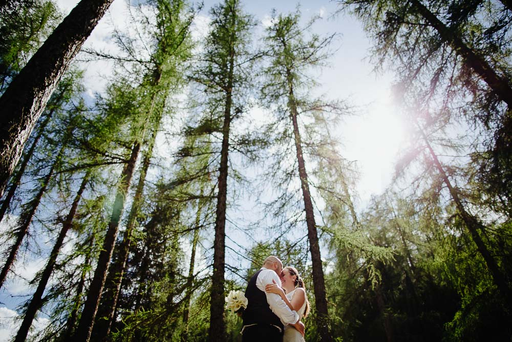 WEDDING PHOTOGRAPHER DOLOMITES CORTINA | Destination wedding photography in Italy