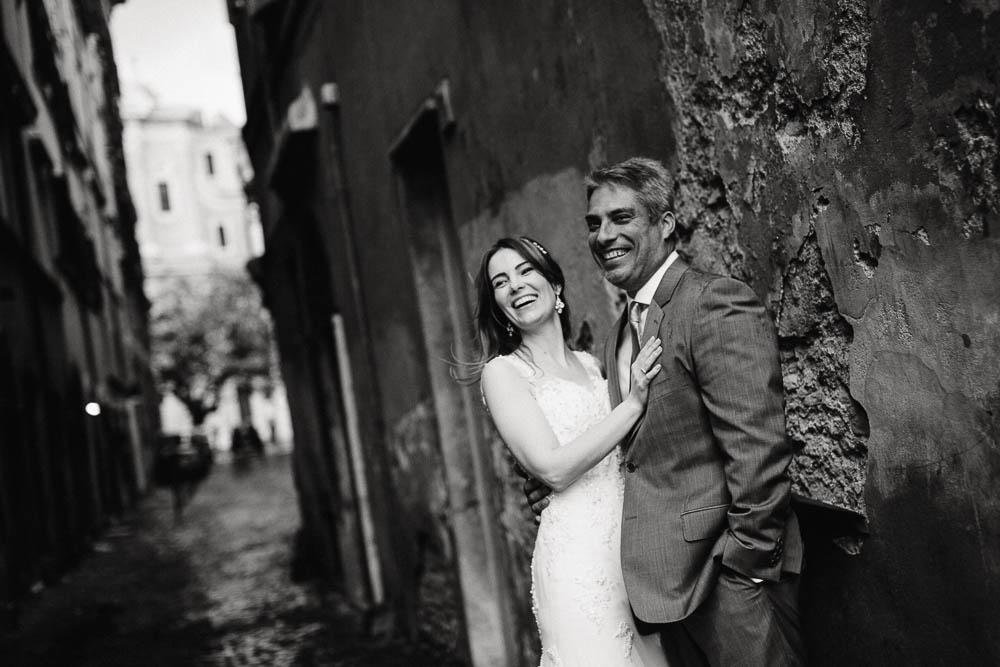 fotografie di matrimonio a roma italia