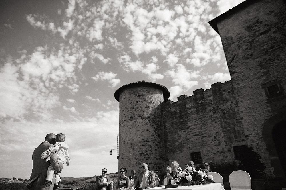 fotografo di matrimonio Castello di Gabbiano