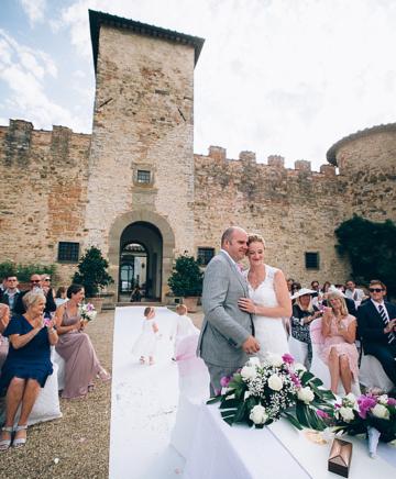 fotofrafo matrimonio castello di gabbiano