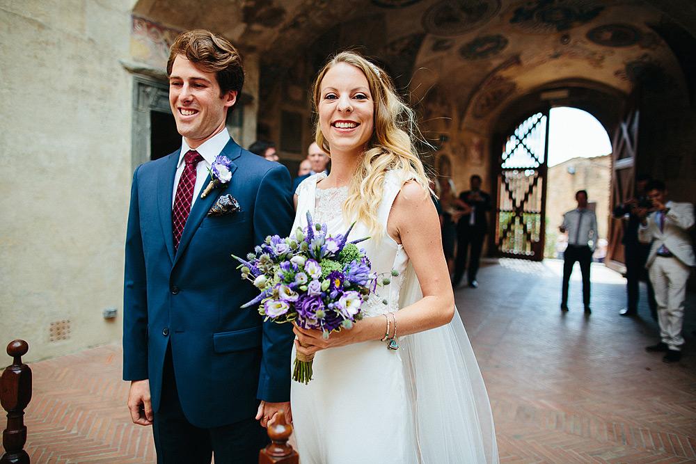 servizio fotografico di matrimonio Certaldo
