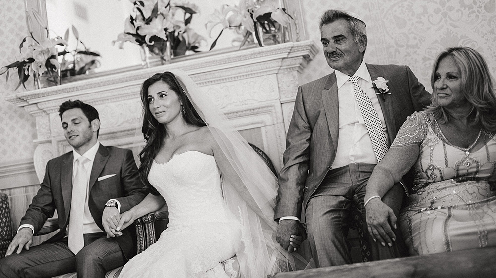jewish wedding photography amalfi coast
