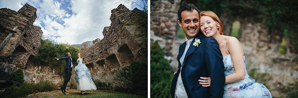FOTOGRAFO DI MATRIMONIO BOLZANO CASTEL FLAVON