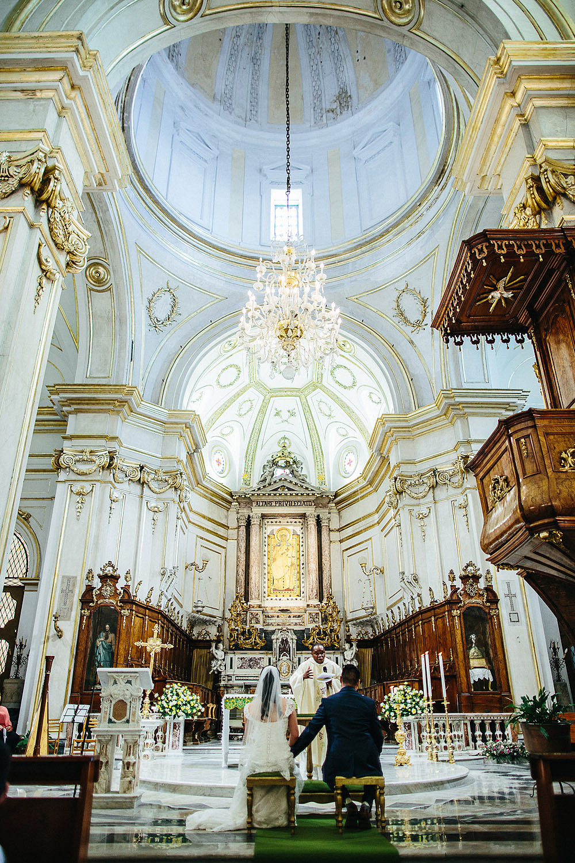 POSITANO MATRIMONIO SULLA COSTIERA AMALFITANA