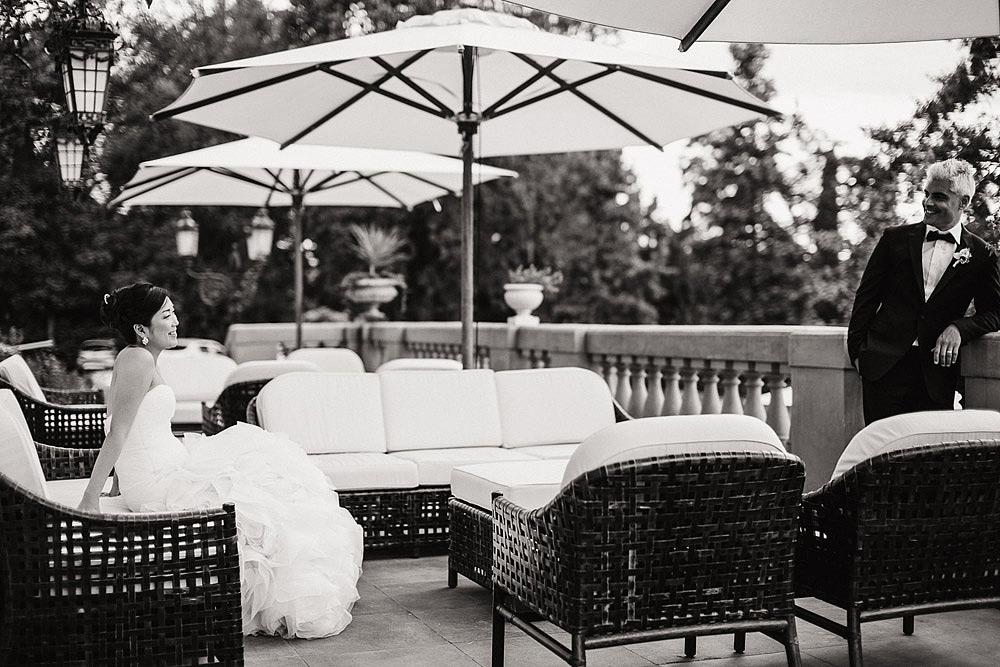 matrimonio a villa cora