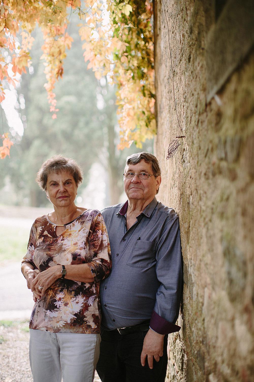 Anniversario Di Matrimonio Toscana.Foto Di Famiglia 50 Anniversario Di Matrimonio