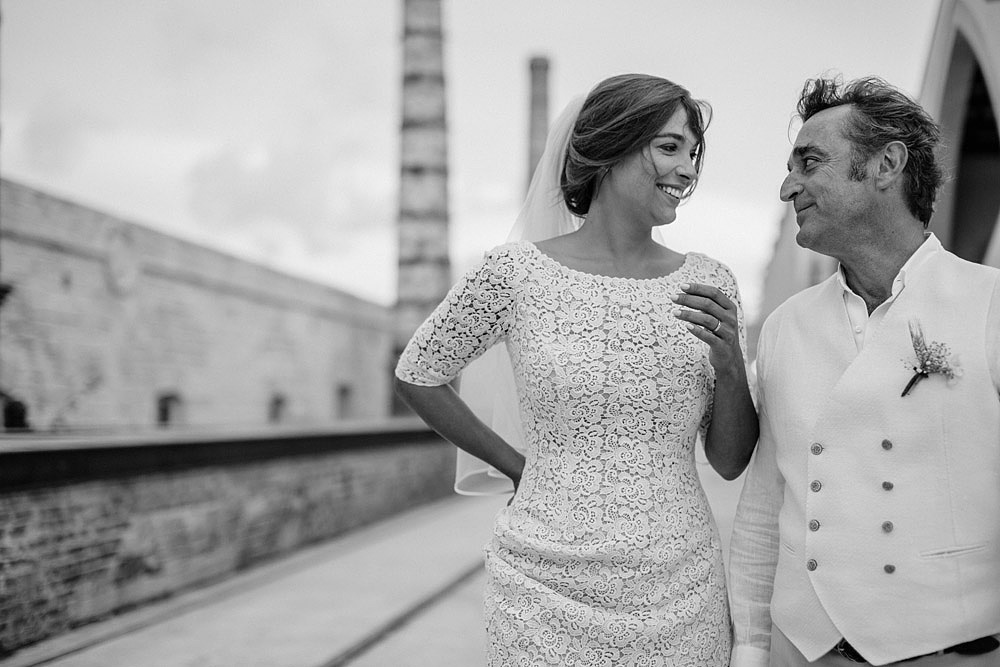 ISLAND OF THE TONNARA WEDDING IN FAVIGNANA EX FACTORY FLORIO