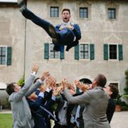 wedding at Villa Bortolazzi