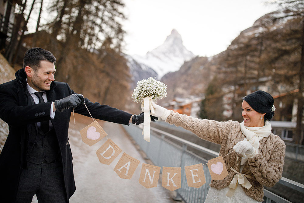 ZERMATT A ROMANTIC WINTER WEDDING IN SWITZERLAND