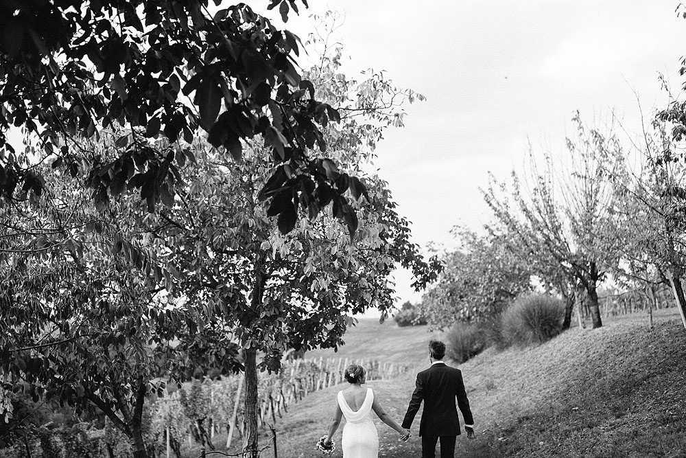 INTIMATE WEDDING IN CANTINA DEI SAPORI BOLOGNA ITALY