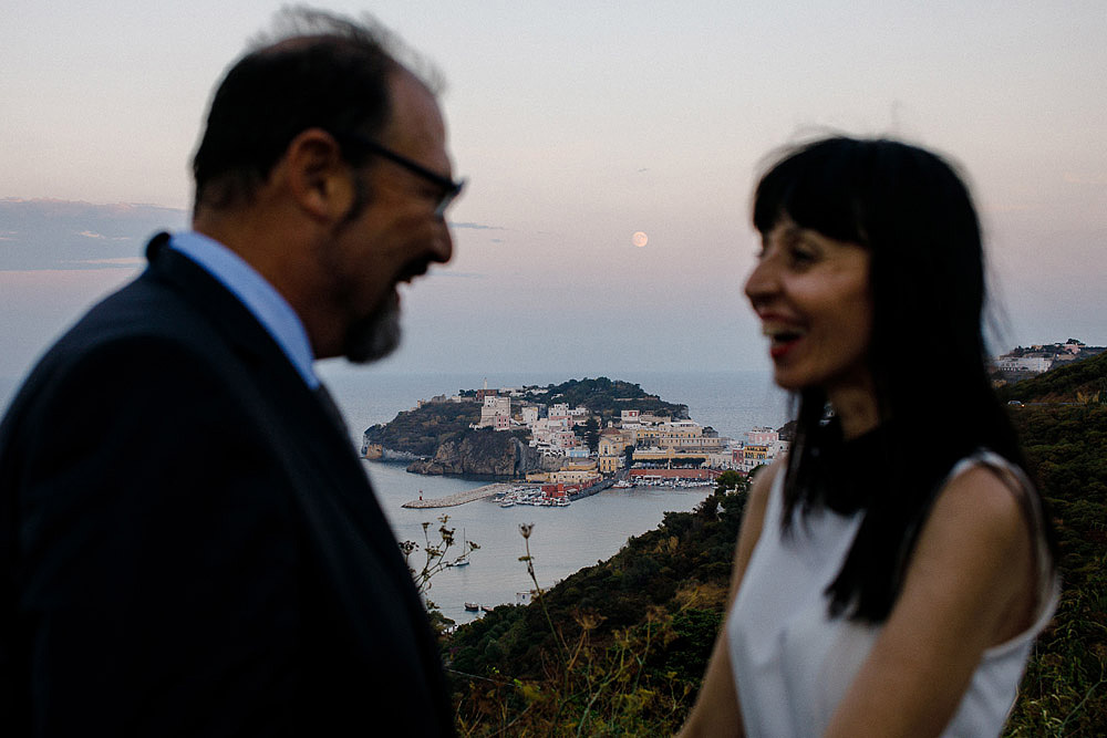 PONZA ISLAND WEDDING AMID SPLENDOUR OF THE MEDITERRANEAN