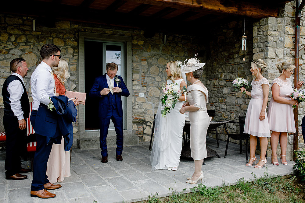BORGO CORSIGNANO | POPPI WEDDING IN A CORNER OF PARADISE :: Luxury wedding photography - 16