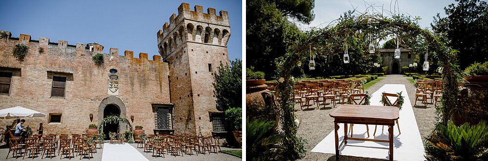 Romantic and Rustic Wedding Chic in Chianti Tuscany :: Luxury wedding photography - 13