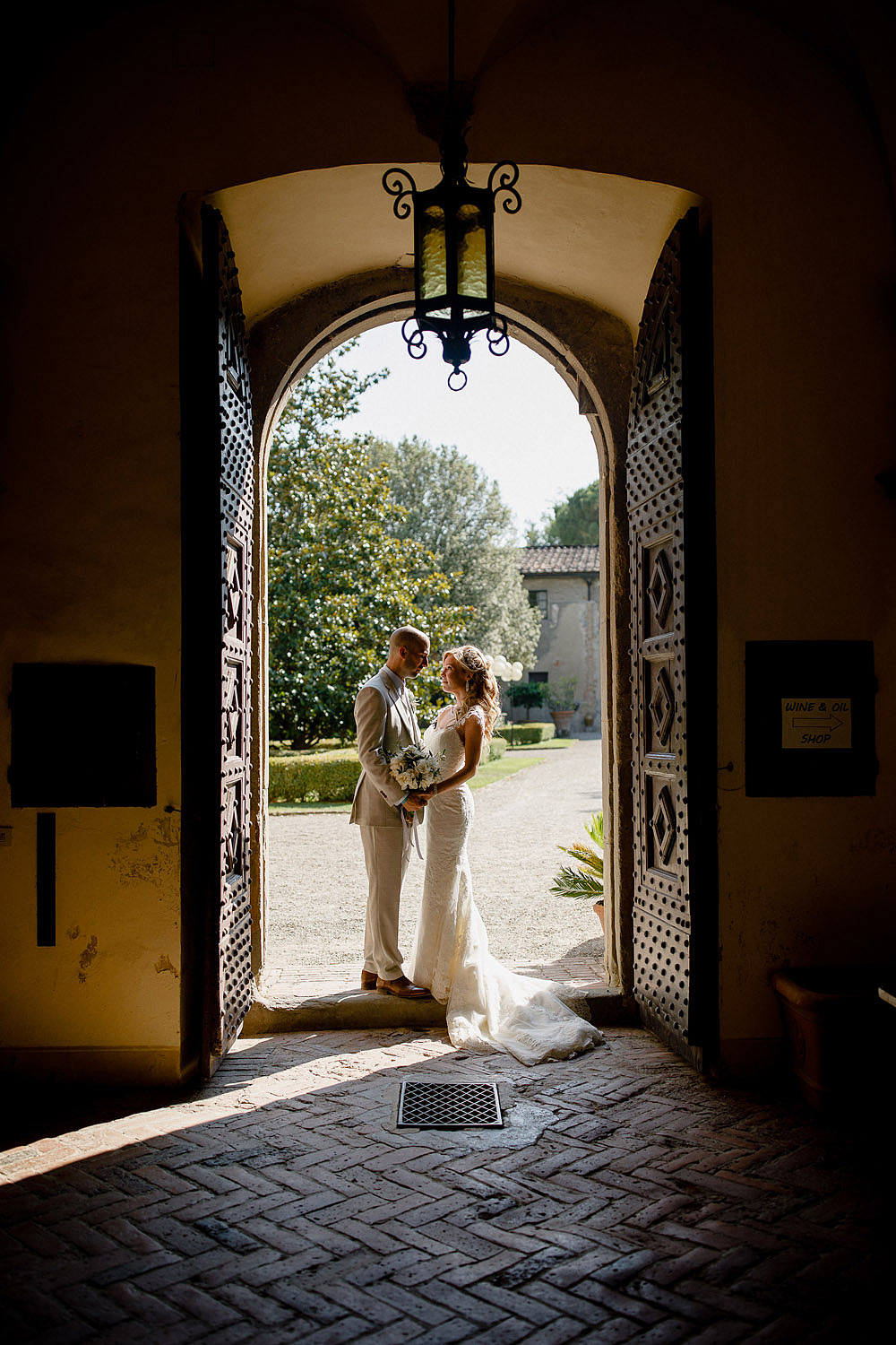 Romantic and Rustic Wedding Chic in Chianti Tuscany :: Luxury wedding photography - 26