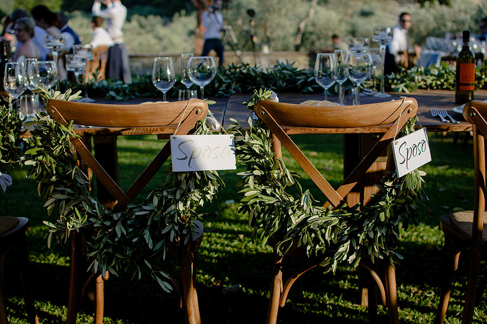 Romantic and Rustic Wedding Chic in Chianti Tuscany :: Luxury wedding photography - 38