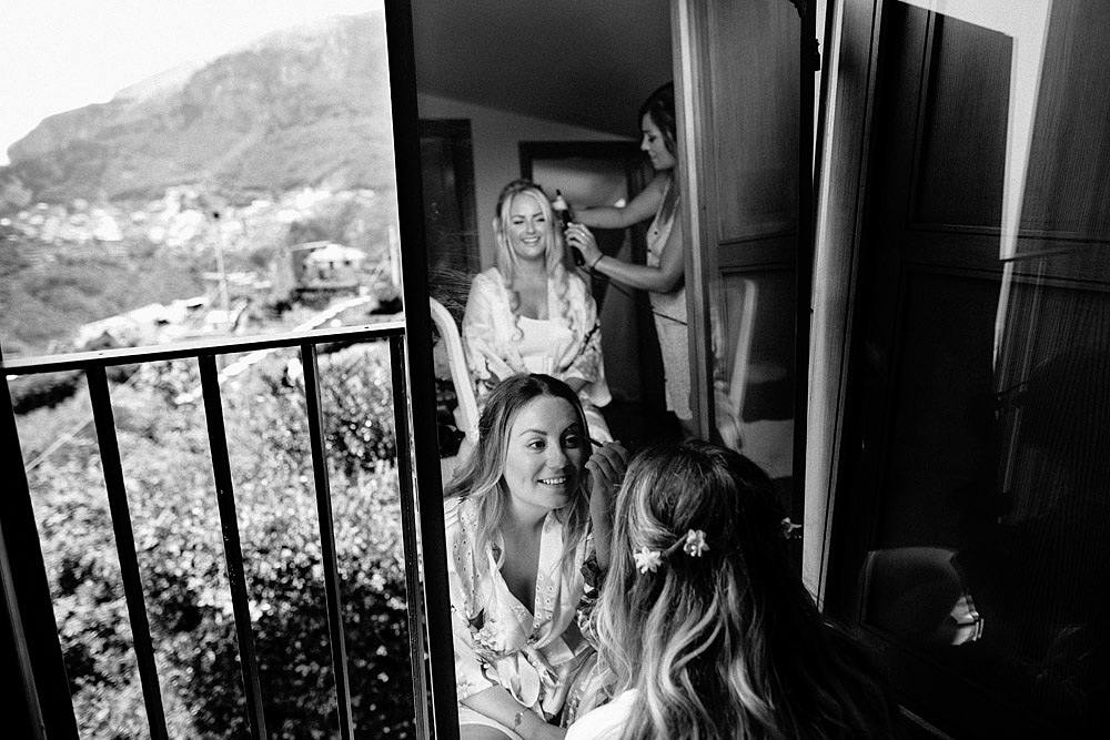 RAVELLO MATRIMONIO SULLA COSTIERA AMALFITANA :: Luxury wedding photography - 6