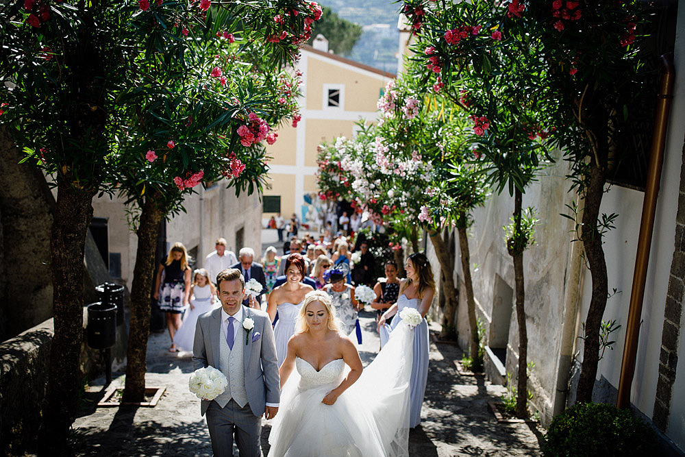 RAVELLO MATRIMONIO SULLA COSTIERA AMALFITANA :: Luxury wedding photography - 30