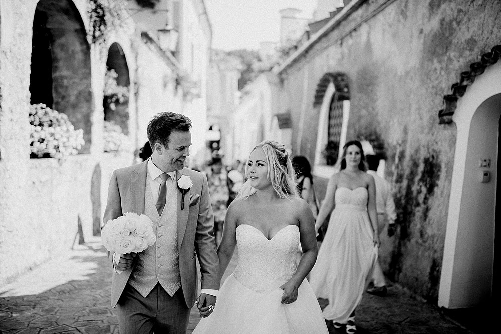 RAVELLO MATRIMONIO SULLA COSTIERA AMALFITANA :: Luxury wedding photography - 32