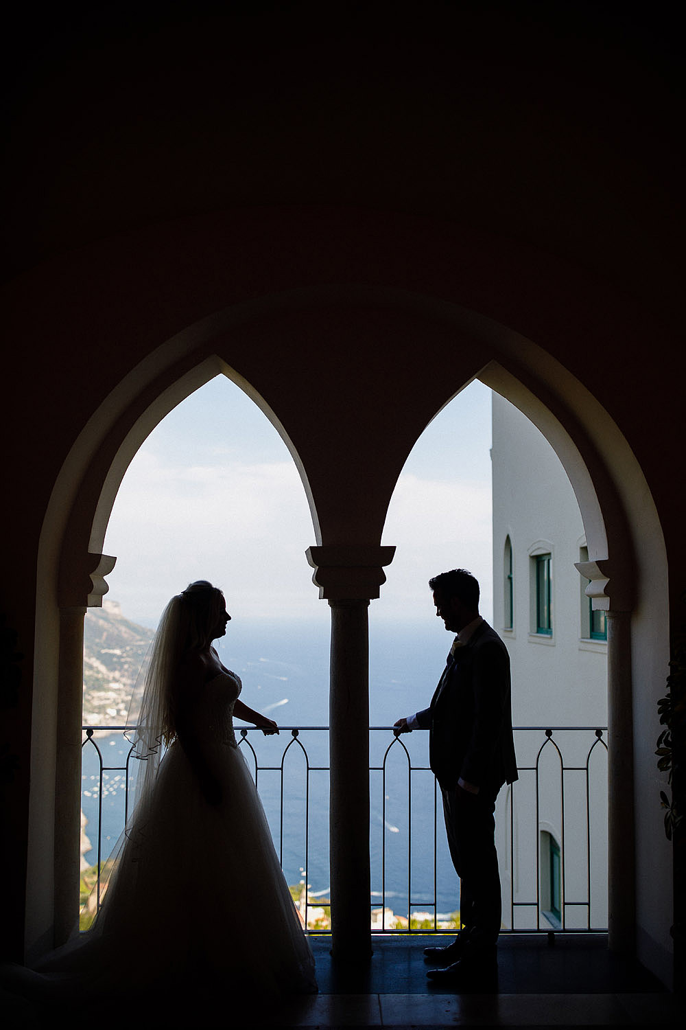 RAVELLO MATRIMONIO SULLA COSTIERA AMALFITANA :: Luxury wedding photography - 38