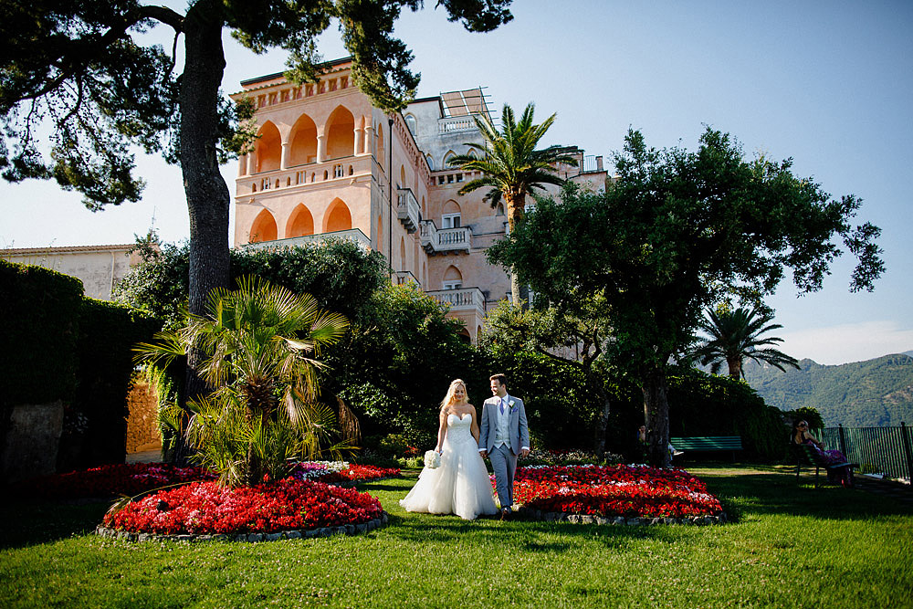 RAVELLO MATRIMONIO SULLA COSTIERA AMALFITANA :: Luxury wedding photography - 39