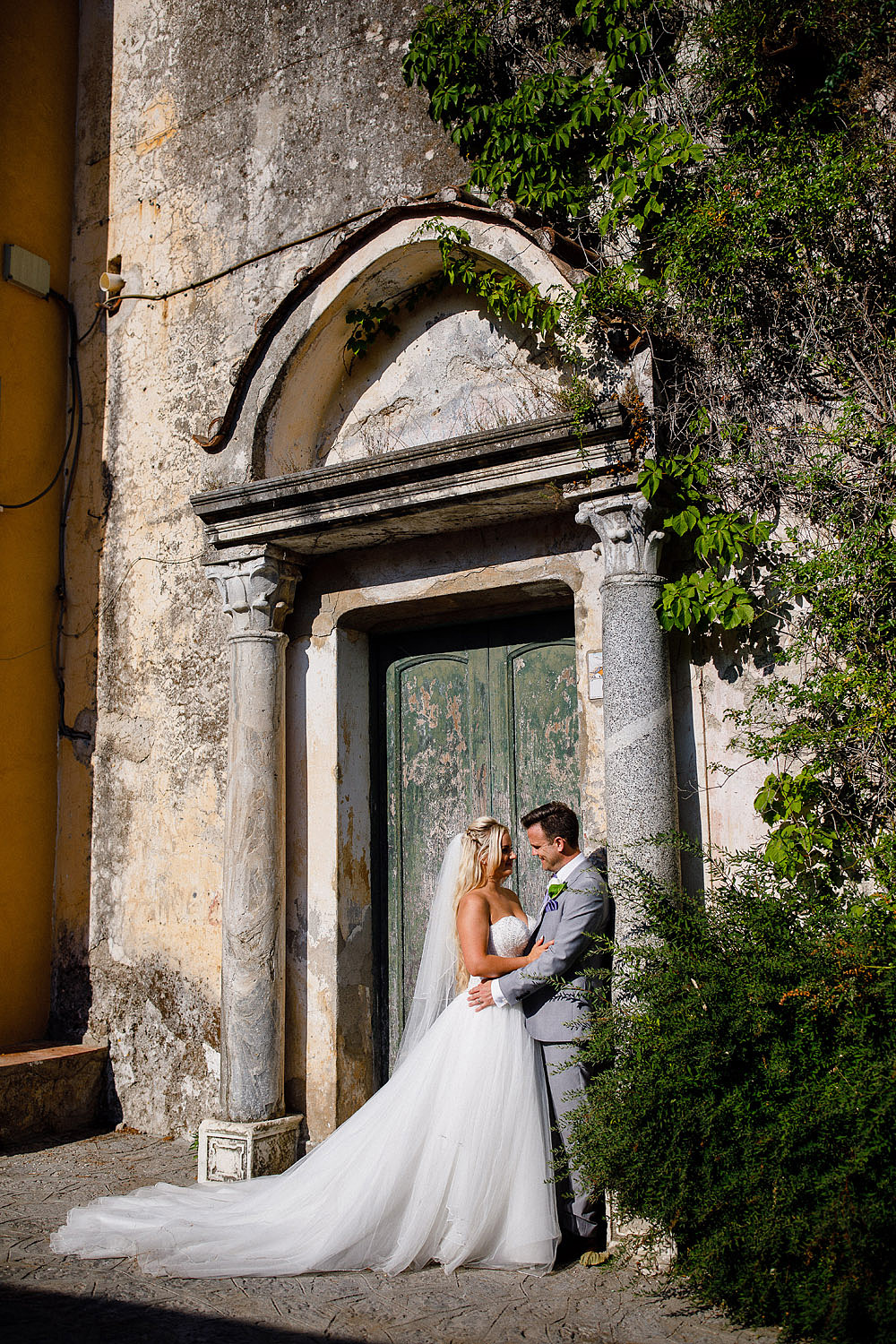 RAVELLO MATRIMONIO SULLA COSTIERA AMALFITANA :: Luxury wedding photography - 43
