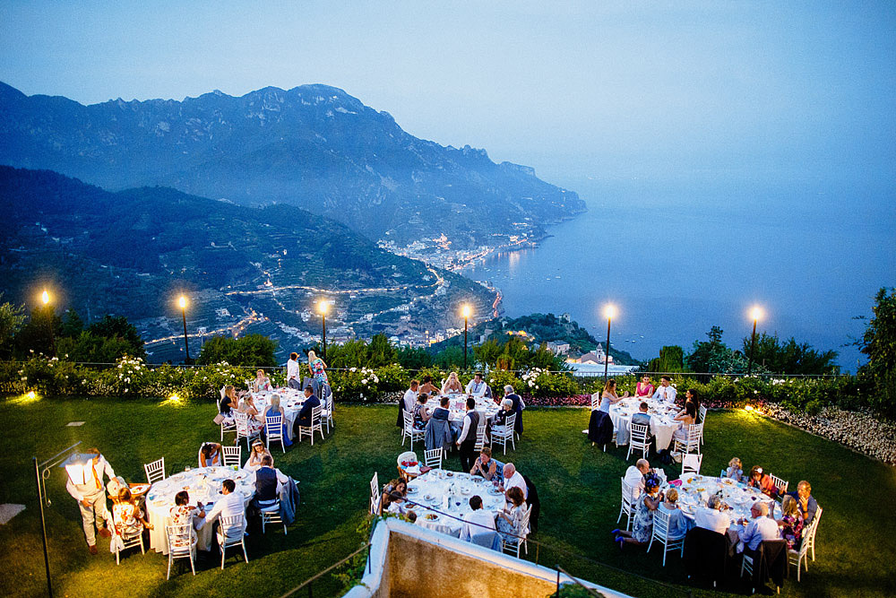 RAVELLO MATRIMONIO SULLA COSTIERA AMALFITANA :: Luxury wedding photography - 50