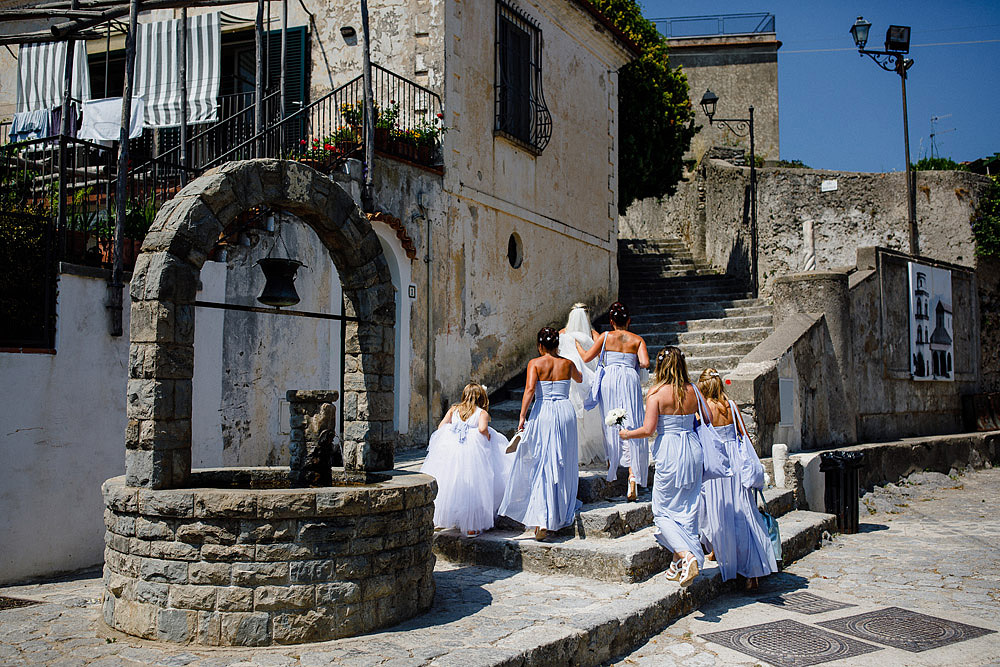 AMALFI COAST A MAGICAL LAND | WEDDING IN RAVELLO :: Luxury wedding photography - 18