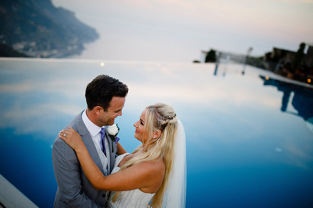 Amalfi Coast A Magical Land Wedding In Ravello