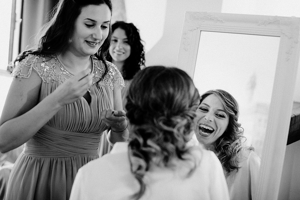 Matrimonio in Val d'Orcia in un romantico borgo Toscano :: Luxury wedding photography - 13