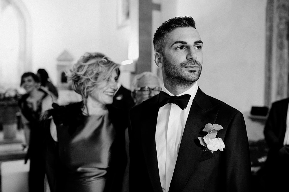 Wedding in Val d'Orcia in a romantic Tuscan village :: Luxury wedding photography - 25