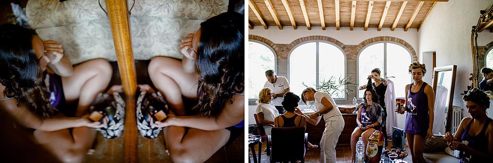 MONTEGONZI WEDDING IN A BEAUTIFUL VILLA IN TUSCANY :: Luxury wedding photography - 4