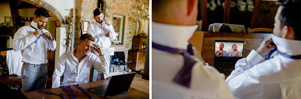 MONTEGONZI WEDDING IN A BEAUTIFUL VILLA IN TUSCANY :: Luxury wedding photography - 8