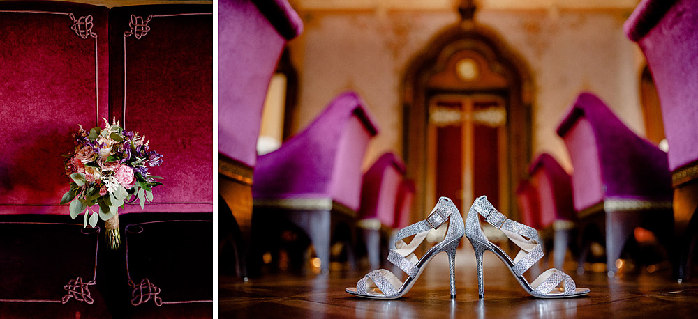 ARTE E NATURA PER UN MATRIMONIO A CASTELLO VINCIGLIATA :: Luxury wedding photography - 1